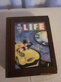 Wood Boxed Game of Life in Glendale Heights, Illinois