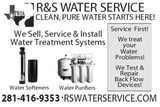 Looking for Soft Water? in Bellaire, Texas