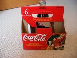 Coco-Cola Bottle Carrier Christmas Edition 1997 in Chicago, Illinois