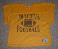 FREE Joliet Titans Football Jersey Sz M in Oswego, Illinois