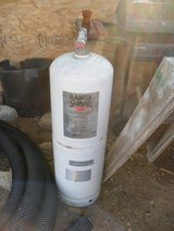 % Fire Suppressant System Tank % in 29 Palms, California