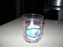 Houston Oilers Vintage Collectible Glass in Houston, Texas