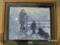 FINAL Markdown - For The Chickadees by Robert Duncan-Professionally Framed!! in Oswego, Illinois