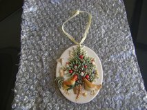 Gorgeous Signed Keepsake Ornament - Could Wear As A Pendant, Too! in Kingwood, Texas