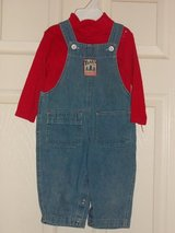 Boys Size 12 Month Playsuits/Overalls in Naperville, Illinois
