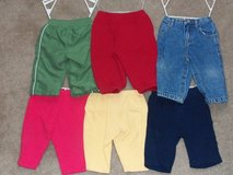 Boy/Girl Size 6 Months Long Pants in Naperville, Illinois